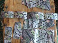 Evolution Camo Semi Auto Shotgun Wrap Kit - Camouflage Skin Pre Cut Vinyl Film