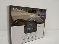 Uniden Dfr8 Long Range Laser Radar Detector Police Car Mount Voice K/Ka Open Box