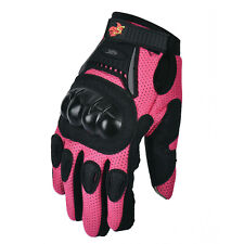 Kid Motorcycle Power Sports ATV Motocross Dirt Bike Off-road Youth Gloves Pink