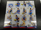 2017 AFL SELECT CERTIFIED TEAM SET OF 12 CARDS WESTERN BULLDOGS