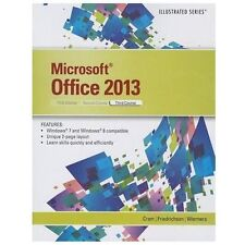 Microsoft Office 2013: Illustrated, Third Course, Friedrichsen, Lisa, Wermers, L