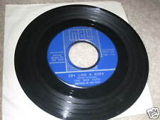 The Box Tops; Cry Like a Baby on  45