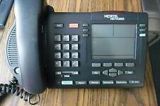 Nortel Networks Meridian Phone M3904 Charcoal