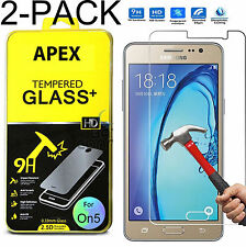 NEW TEMPERED GLASS Film Screen Protector For Samsung Galaxy On5 G550