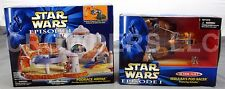 Star Wars Episode 1 Action Fleet Sebulba Pod Racer & Micro Machine PodRace Arena