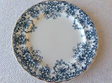 Keeling & Co KENDAL Dinner Plate Late Mayers Victorian Blue & Ivory
