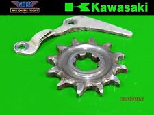 2005 Kawasaki KX125 Front Sprocket Cover Engine Guard Case Saver 12053-1482