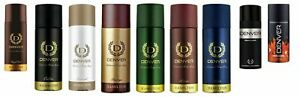 Denver Hamilton Deodorant Body Spray Collection For Men | 105 Gram / 165 ML