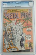 METAL MEN   CGC 7.5 - 0200670003- Solid copy of 2nd issue from 1963!