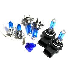 Per BMW 3 Series E90 55 W ICE BLUE XENON alta/bassa/Nebbia/laterale dei fari lampadine Set