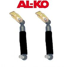 AL-KO SHOCK ABSORBERS BLACK X 2