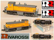 RIVAROSSI 4004 VINTAGE DIESEL LOCOMOTIVE SW-1500 COW UNION PACIFIC BOX SCALA-N