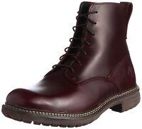 Timberland Mens Boots Earth Keeper EK Tremont Boot 5862R Burgundy Honey Brown