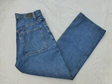 MEN'S LEVIS SILVERTAB LOOSE FIT JEANS SIZE 30x26.5 (TAGGED 30x32) #M1240