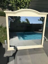 Large Provincial Home Living Mirror.