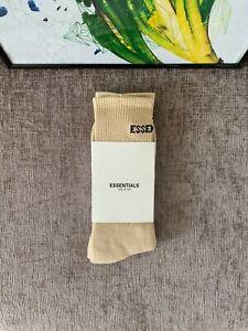 Fear of god socks   Beige   1 pair   Brand new UK