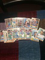 Atlanta Braves 210 Card Lot With 1976 Toops Team Set 1969 Felipe Alou