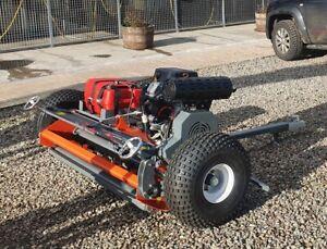 Alpha Variflo 160 ATV mower Flail Mower. 1.6m cutting width, 25hp engine!!!