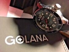 GOLANA SS QUARTZ AQ200-1 MEN'S WRISTWATCH