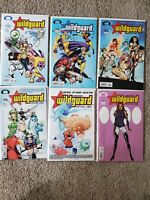 WILDGUARD CASTING CALL #1-6 (IMAGE/TODD NAUCK) COMPLETE SET OF 6