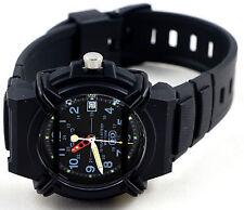 Casio HDA-600B-1BV Men's 100M Analog Watch Sports Date Display 10 Year Battery