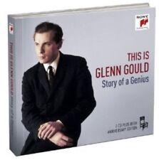 CD de musique classique Glenn Gould sur album