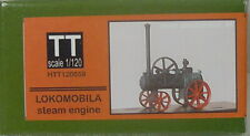 Lokomobila Steam Engine, Hauler, 1/120, Tt , Resin, Etched Parts New