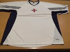 Adidas England Jack SHIRT TRIKOT JERSY CAMISETA MAGLIA size XL