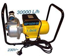 220/230V~ Leistungs-Wasserpumpen selbstansaugend 30000 bis 68000 L/h max: TOP!