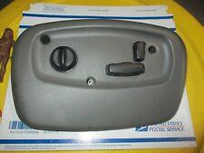 ★ Buick Rainie Power Seat Switch Control Trim Bezel Lumbar Driver Left LH Button