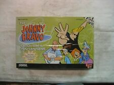 Very Rare Johnny Bravo Cartoon Network Board Game From University Games     gm20
