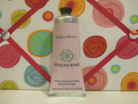 CRABTREE & EVELYN ~ EVELYN ROSE MOISTURIZING HAND THERAPY ~3.5 OZ UNBOXED