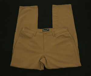 Under Armour UA Storm Brown Flat Twill Tactical Pants Mens 36 x 34