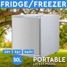 50L Portable Freezer Fridge 12V/24V/240V  Camping Car Boating Caravan Bar Fridge