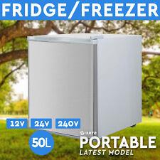 50L Portable Freezer Fridge 12V/24V/240V  Camping Car Boating Caravan Bar Fridge