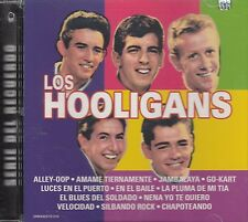Los Hooligans Serie Del Recuerdo CD New Sealed