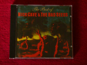 CD >NICK CAVE & THE BAD SEEDS< 'The best of' 16 Songs 1998