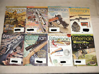 NRA ~ American Rifleman Magazines ~  Lot of 9 Issues ~ 2005