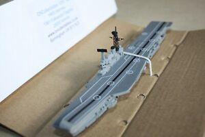 HMS Hermes Aircraft  Carrier 1981 1250 scale