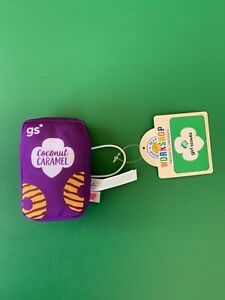 Build a Bear Accessory - Girl Scout Cookie Box Wristie -  NEW