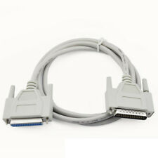 Parallel 25Pin 25-Pin DB25 Male to Female LPT Printer DB25 M-F LPT Cable