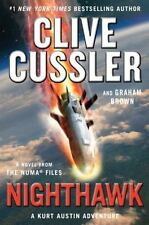 The NUMA Files: Nighthawk No. 14 by Graham Brown and Clive Cussler Hardcover