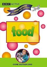 Come Outside with Auntie Mabel and Pippin: Food DVD by -   DVD-ROM Book   978140