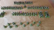 28MM PAINTED PERRY MINIATURES AMERICAN CIVIL WAR CONFEDRATE ARMY