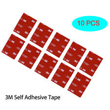 3M Flat Sticker Adhesive Mount Pads for Viofo A119 A119S Car Dash Camera Holder