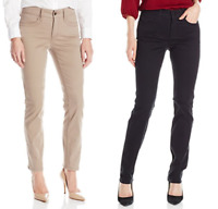 NYDJ 'Samantha' Colored Slim Stretch Jeans