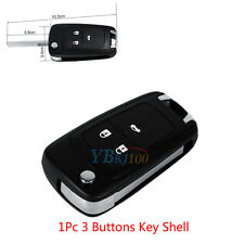 Car 3 Buttons Fob Remote Key Case For Vauxhall Opel Zafira Astra Insignia Holden