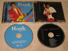 Hank Marvin Heartbeat & Hank Plays Live (Symphony Hall Concert) 2 CD Albums
