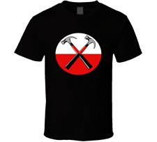 Pink Flyod Hammer Logo Classic Town Rock & Roll T Shirt Tee