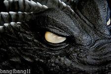 Godzilla GMK Statue 1/1 Studio Scale Head Bust  Toho Image Version 2001